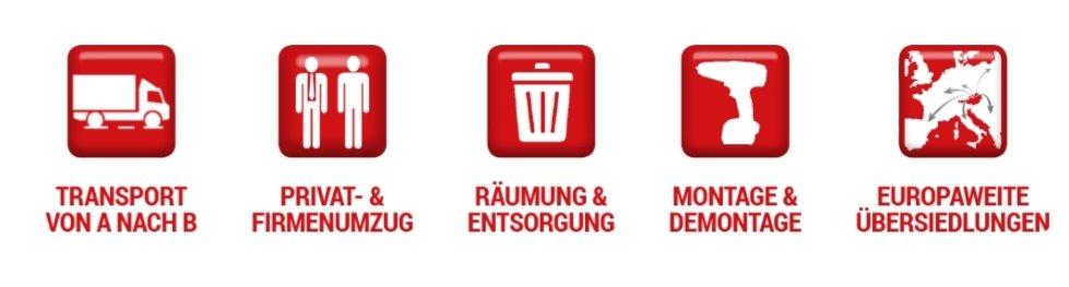 Umzugsunternehmen Wien: Umzugsfirma Wien, Lastentaxi Wien