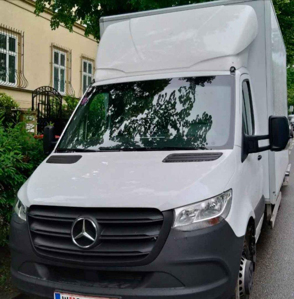 Lastentaxi Wien   Möbeltaxi Österreichweit   Eurotransport.AT